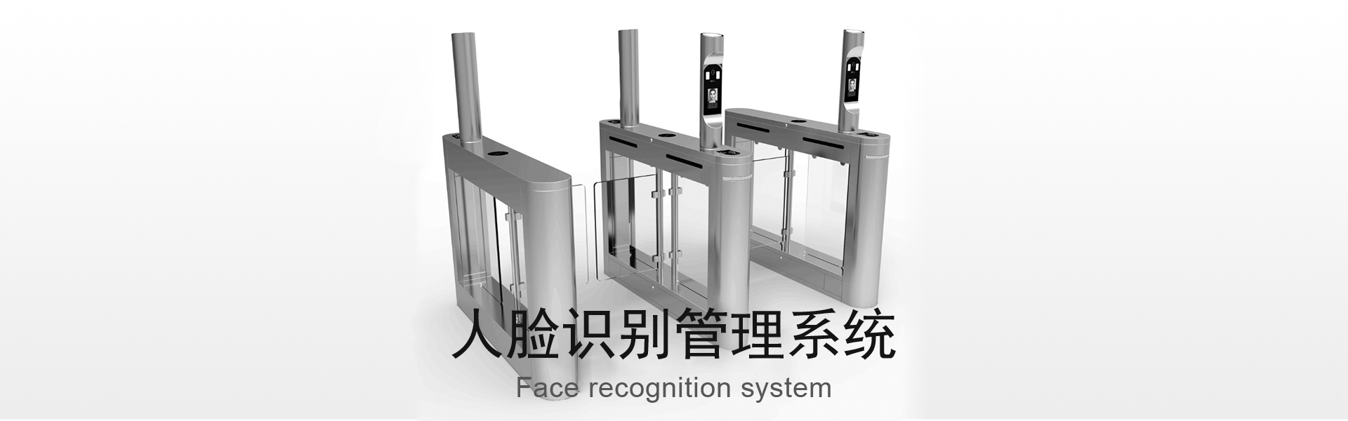 人臉識別通道系統