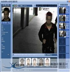 上海人臉識別系統