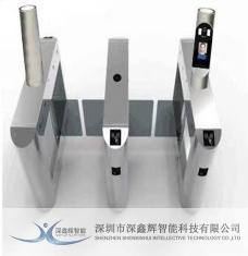 上海人行通道橋式斜角擺閘